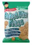 Mr. Krispers Sour Cream & Onion Baked Rice Krisps