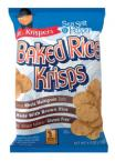 Mr. Krispers Sea Salt & Pepper Baked Rice Krisps