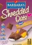 Barbara's Bakery Cinnamon Crunch Shredded Oats