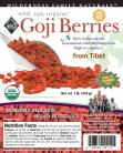 Goji Berries, Tibetan, Certified Organic