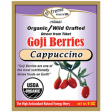 Organic Cappuccino Covered Tibetan Goji Berries