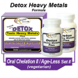 Detox Heavy Metal Plus (Oral Chelation/AgeLess II)