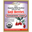 Organic Pomegranate-Yogurt Covered Goji Berry
