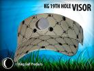 KG 19th Hole Visor