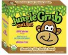 JungleGrub Snack Bars Chocolate Chip Cookie Dough