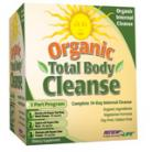 Organic Total Body Cleanse (3-part kit)